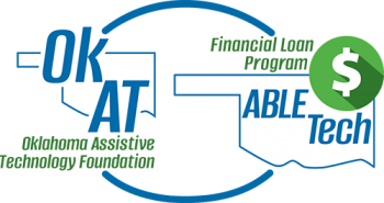 Oklahoma Assistive Technology Foundation and Financial Loan Program logo